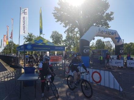 Ruim 1600 fietsers vertrokken bij Hel van Twente